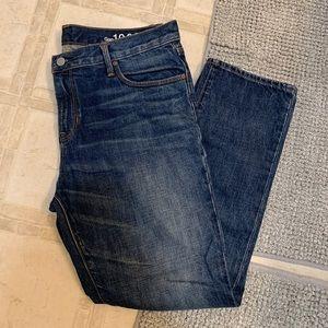 Gap Sexy Boyfriend Jeans Medium Blue Wash 👖